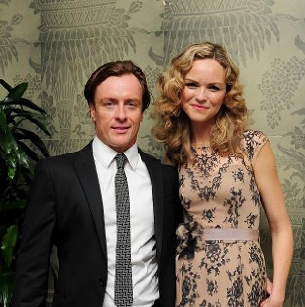 This Is Local London: Toby Stephens worked with wife Anna-Louise Plowman on Private Lives