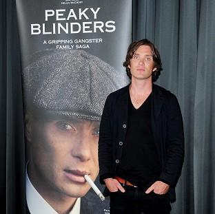 This Is Local London: Cillian Murphy starred in Peaky Blinders