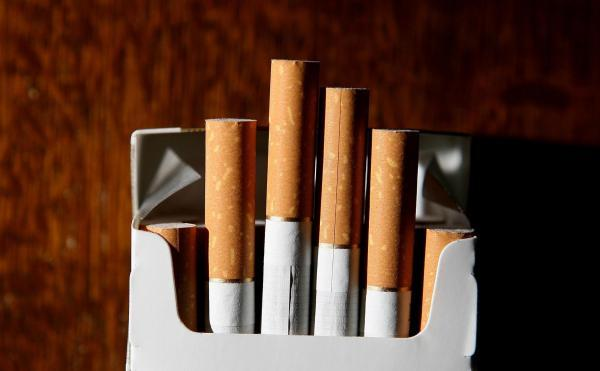 A gang of robbers stole a large quantity of cigarettes