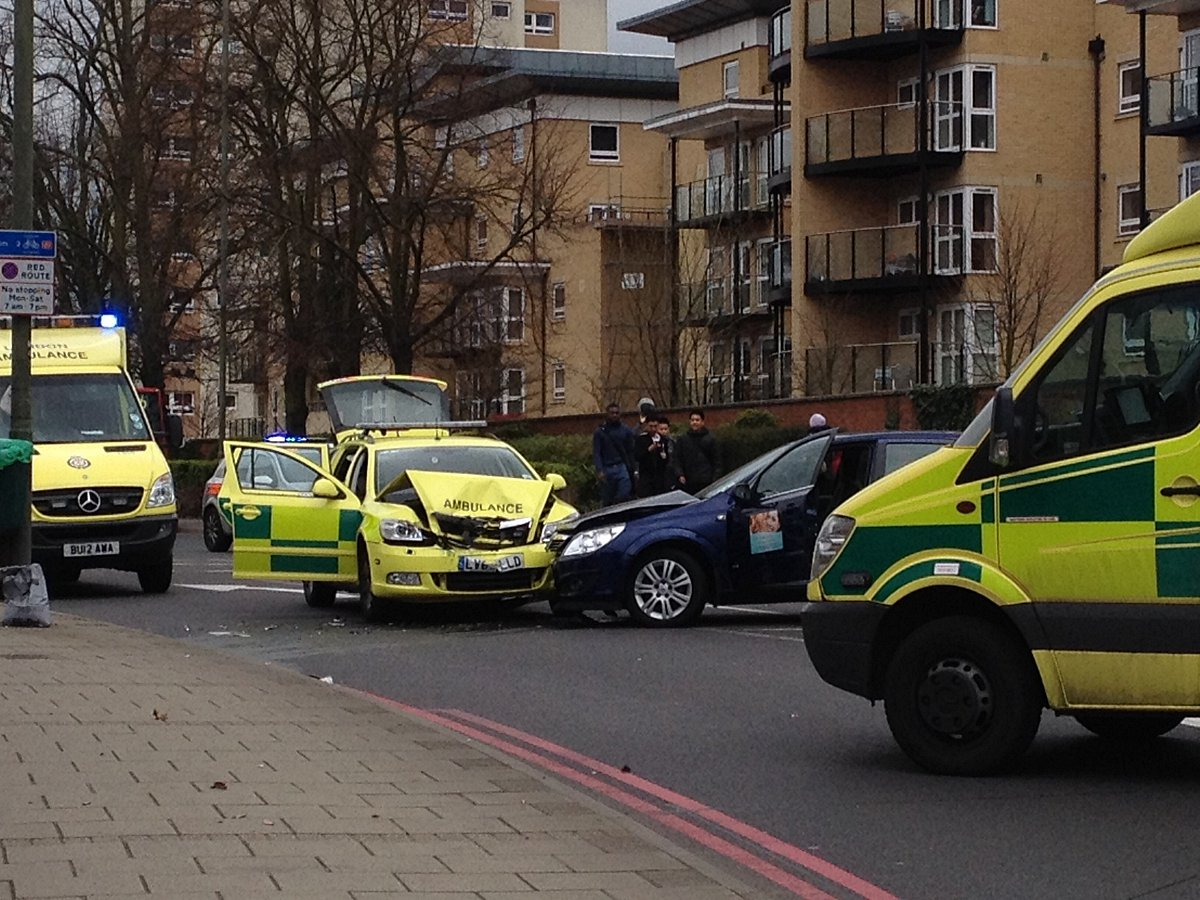 UPDATE: Woman suffers life threatening injuries after crash near Bromley town centre