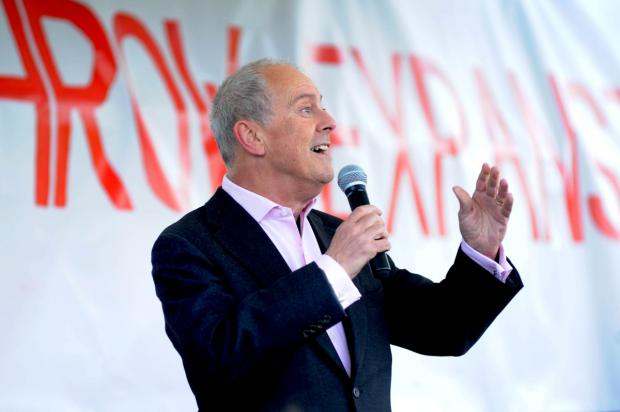 This Is Local London: Outspoken: Gyles Brandreth opposes Heathrow expansion