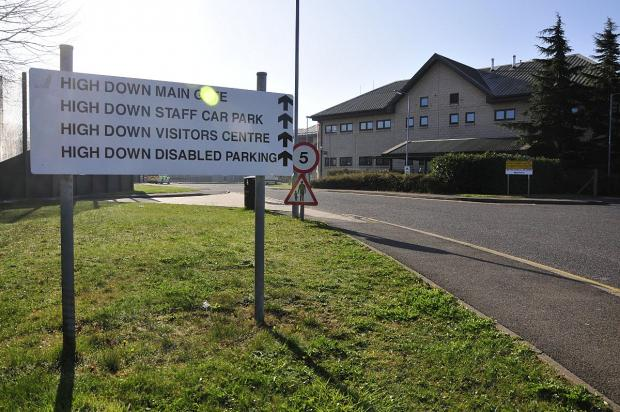 The latest independent report into High Down prison raises serious concerns over sta
