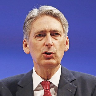 Defence Secretary Philip Hammond has condemned