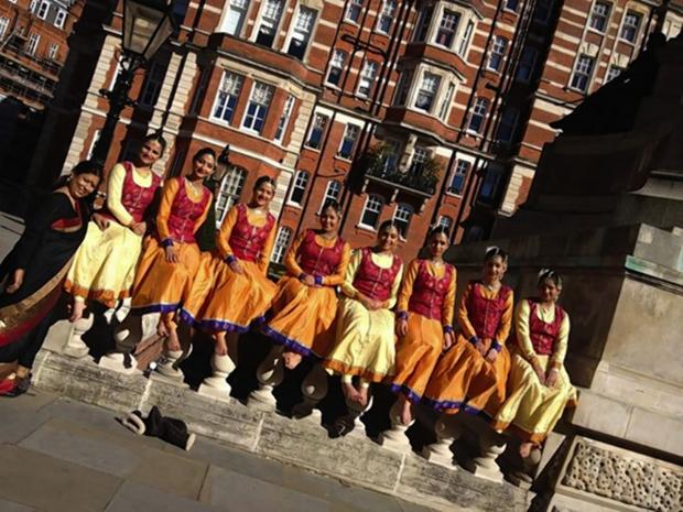 Dance company performs at Royal Albert Hall