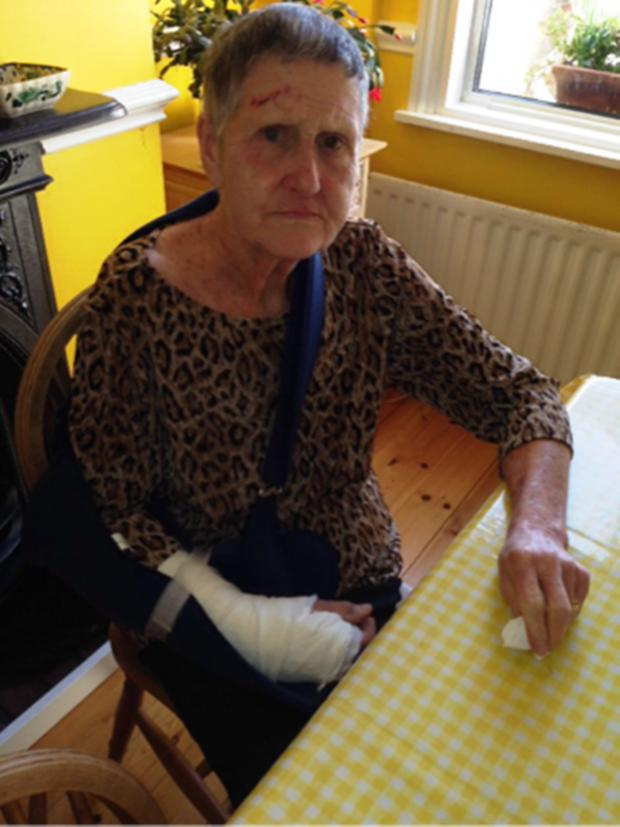 This Is Local London: On the mend: Maureen Walters