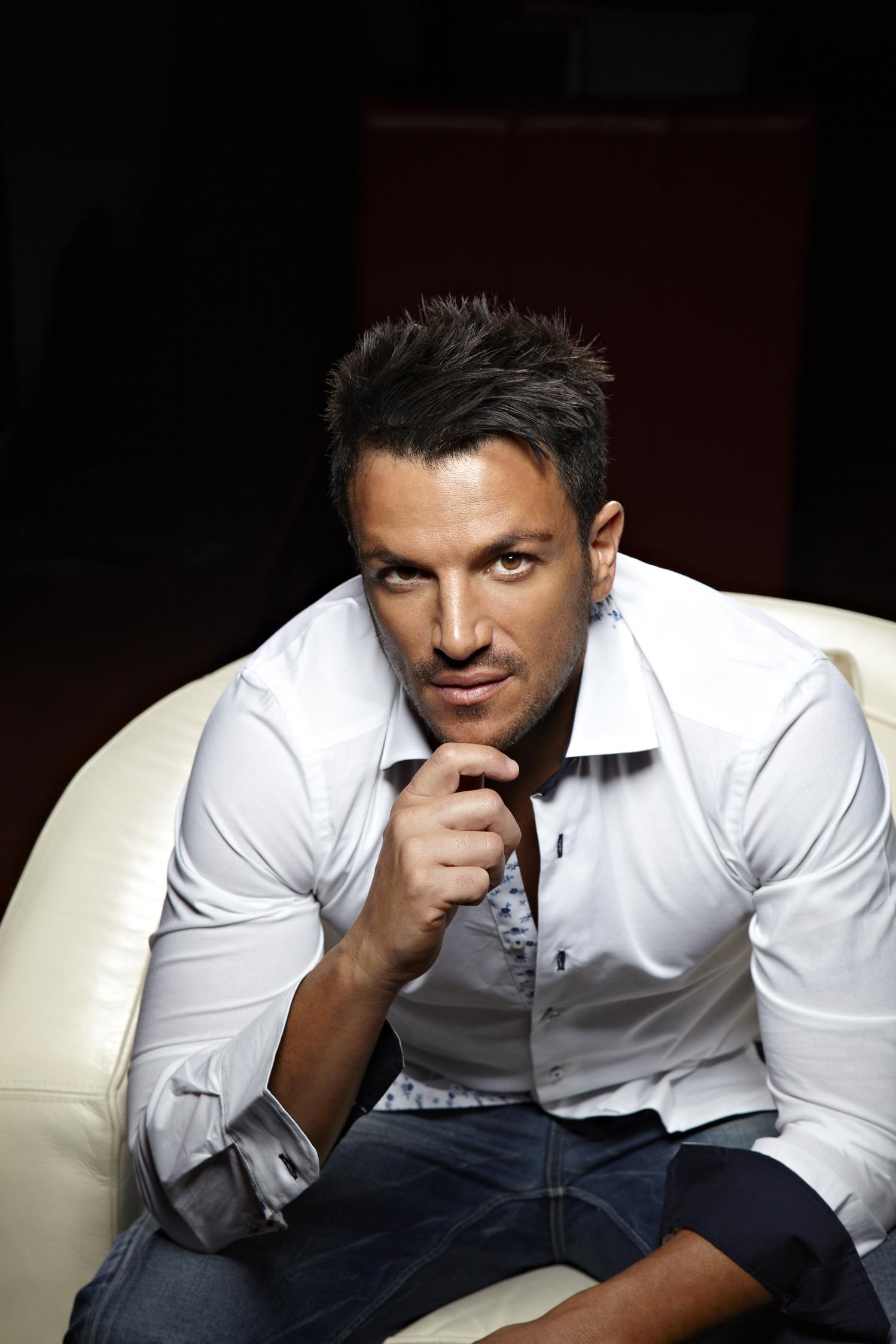 Pop star Peter Andre will be performing at Epsom Live!