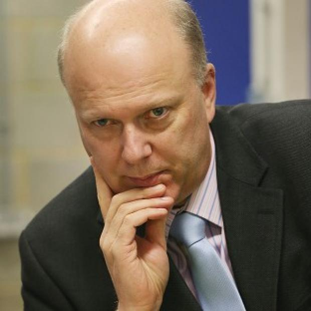 This Is Local London: Justice Minister Chris Grayling has hit back at criticism of rules on prisoners' access to books