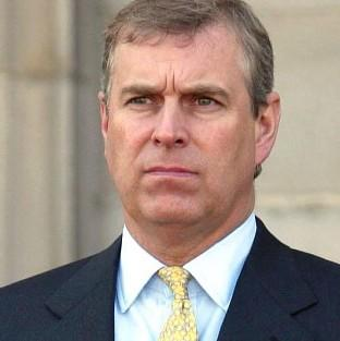 The Duke of York said he had learned during his time at school not to be afraid of failure