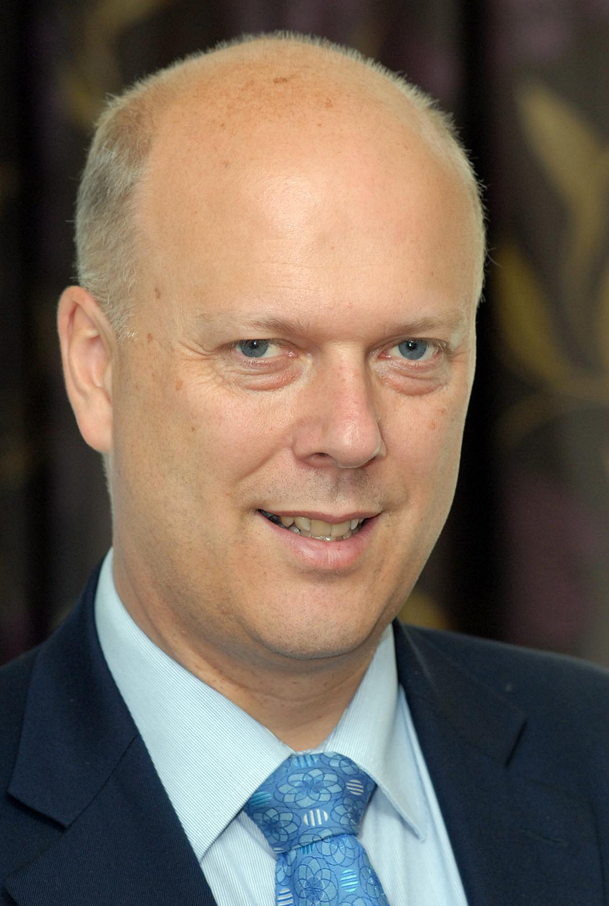 Chris Grayling, MP for Epsom and Ewell and Secretary of State for Justice