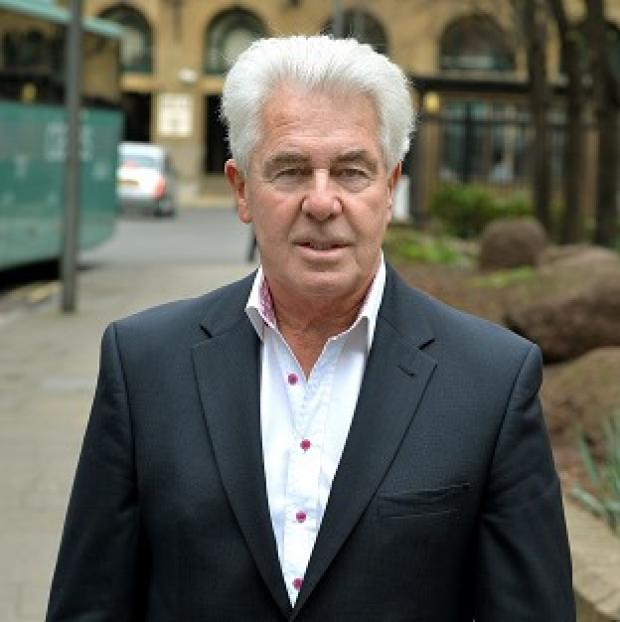 This Is Local London: Max Clifford arrives at Southwark Crown Court