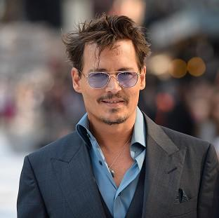 This Is Local London: Johnny Depp almost confirmed his engagement while promoting his latest film in China