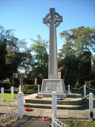 The Chingford War Memorial, along with two others in Waltham Forest, was given Grade II status by English Heritage.