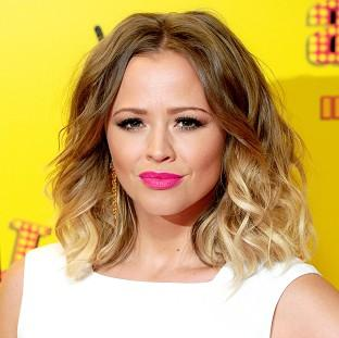 This Is Local London: Kimberley Walsh says she thinks it's too late for a big family