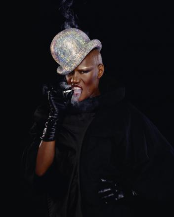 Grace Jones to headline Kent festival