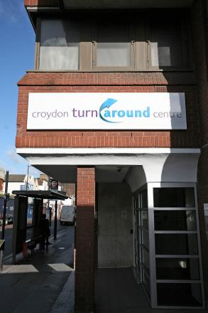 The Turnaround Centre in Croydon where the Safer London Foundation team in the borough is based.