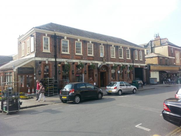 This Is Local London: PubSpy: Is it the Old Post Office or Eltham GPO? Hipster bar will split opinions