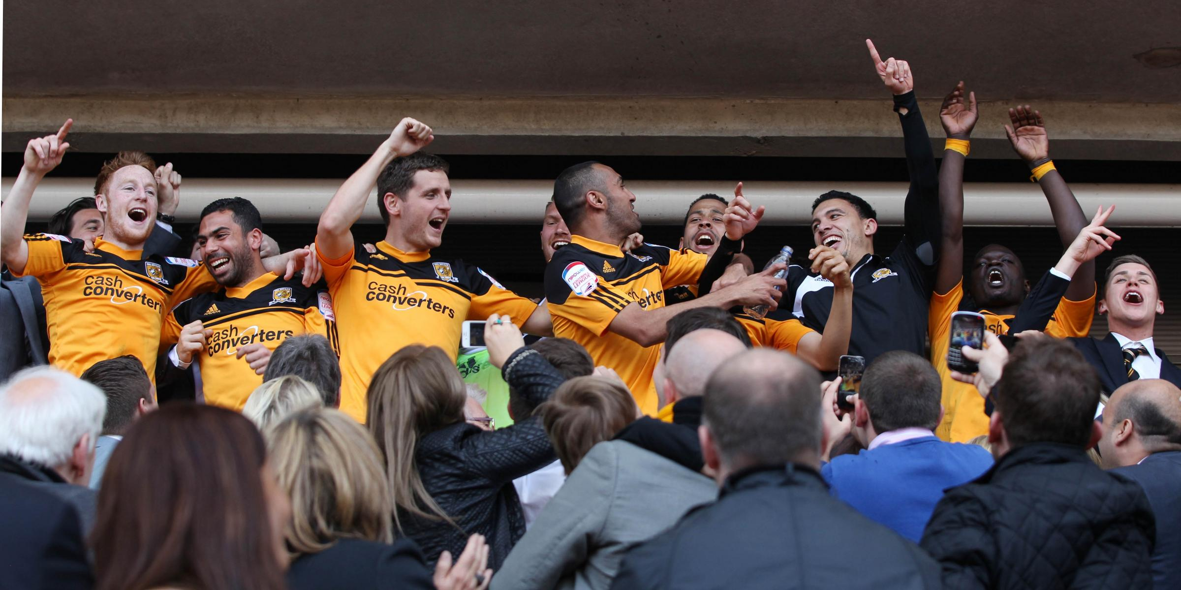 Hull City made a £26m loss when securing automatic promotion last season. Picture: Action Images