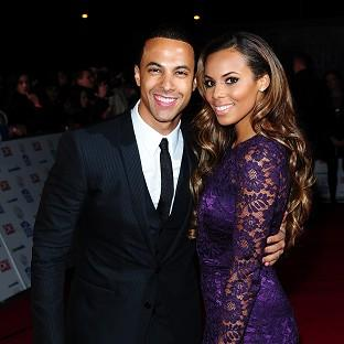 Rochelle Humes is happy to watch her husband Marvin presenting The Voice with Emma Willis