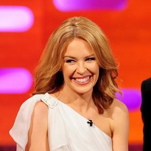Kylie Minogue is still undecided about a return to The Voice next series