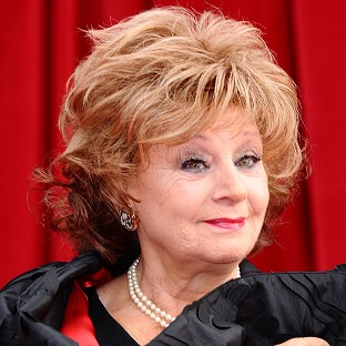 Coronation Street's Barbara Knox has been charged with dr
