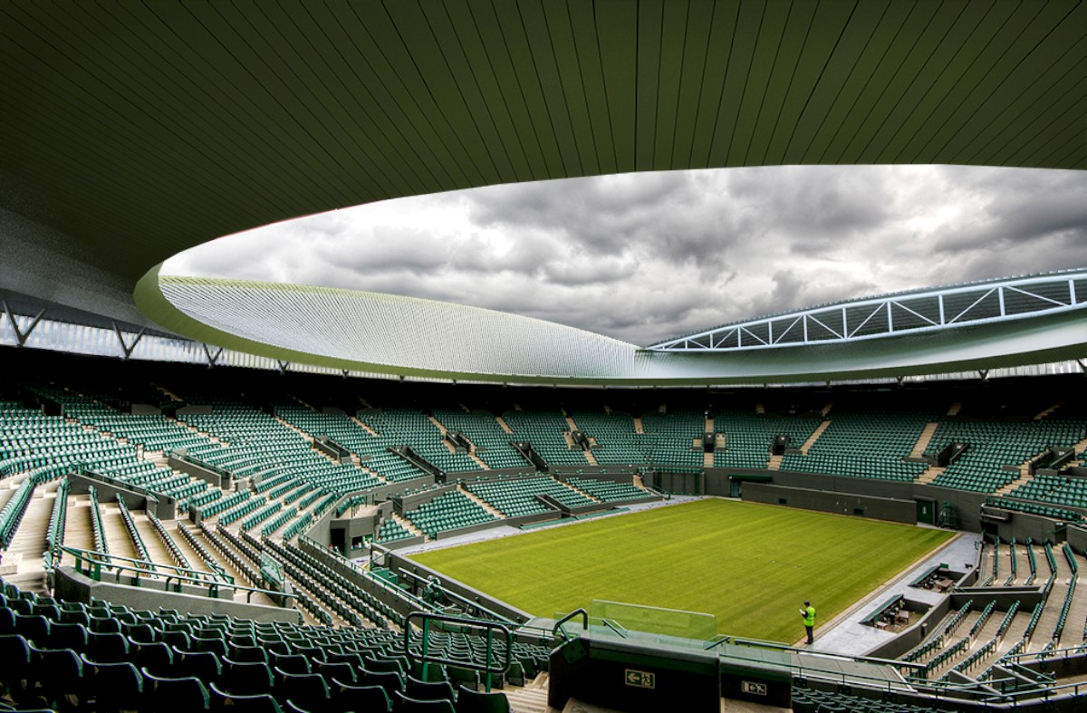 New redevelopment plans for Wimbledon All England Club revealed
