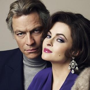This Is Local London: Dominic West and Helena Bonham Carter are nominated for Baftas for their roles as Richard Burton and Elizabeth Taylor