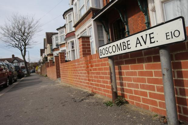 Drugs raid in Boscombe Avenue, Leyton, revealed cannabis growing operation.