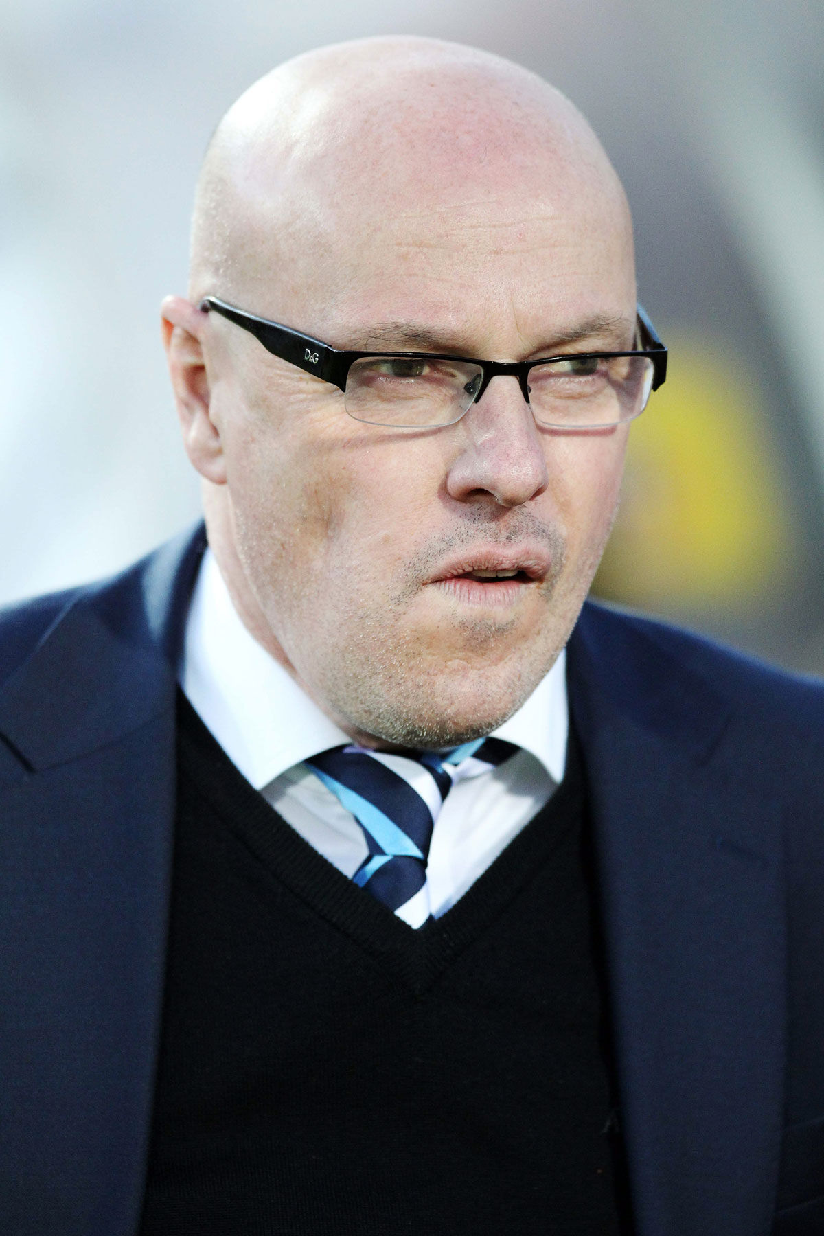 'I thought Watford played well': Brian McDermott. Picture: Action Images