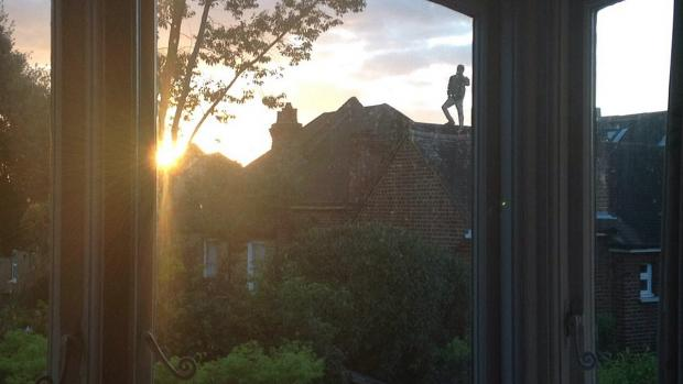 This Is Local London: Lewisham man on roof overnight after police come to arrest him