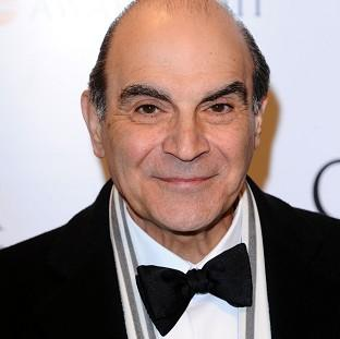 This Is Local London: David Suchet will play Lady Bracknell on the London stage