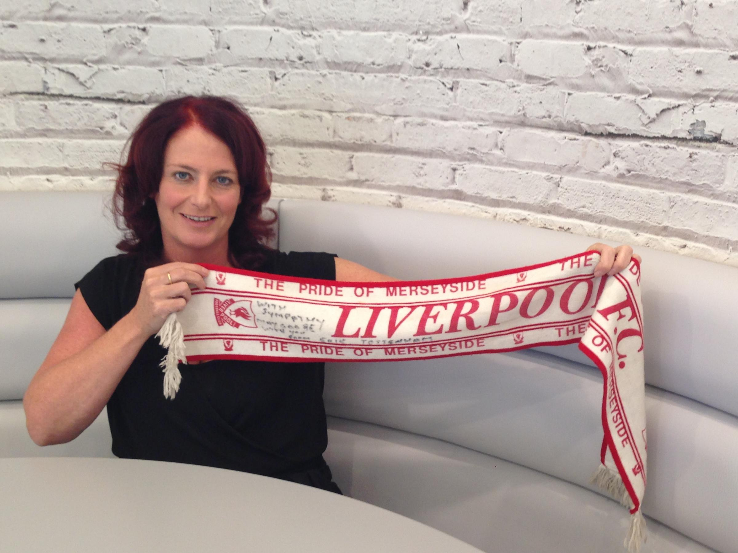 Liverpool fan starts campaign to find Spurs supporter called Eric