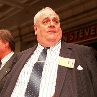 Sir Cyril Smith served