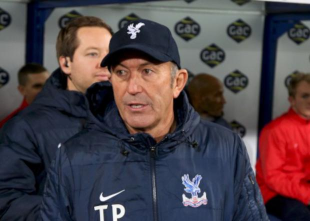 Philosophy: Tony Pulis is in tune with his Palace players
