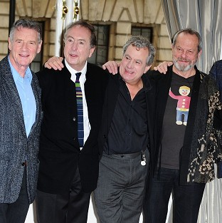 The Monty Python team are returning in the summer