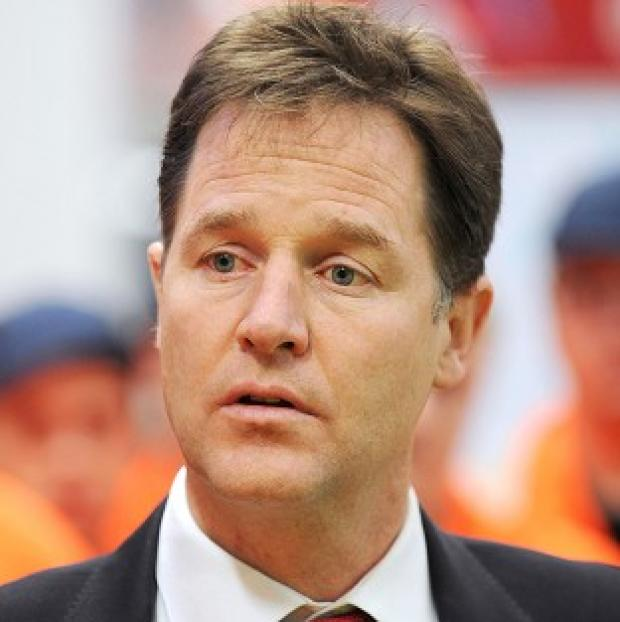 This Is Local London: Deputy Prime Minister Nick Clegg is to announce plans for up to three garden cities