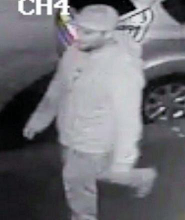 Police want to speak to this man over an attempted break-in