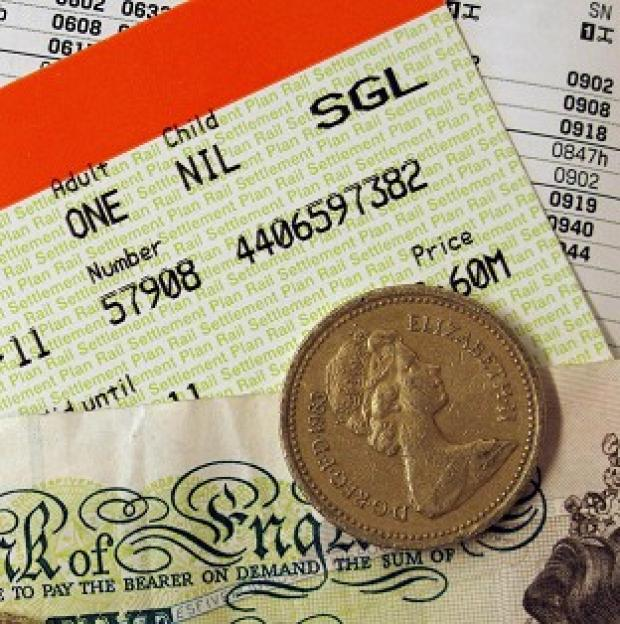 This Is Local London: Scotland and Wales receive a much higher rail subsidy than England