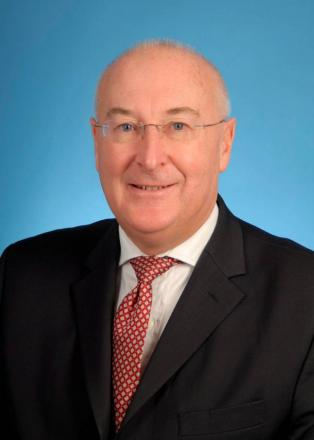 Surrey Police and Crime Commissioner Kevin Hurley believes in zero tolerance