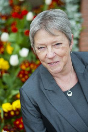 Sheila Carlson is standing as Labour's candidate for MP for Epsom and Ewell in the 2015 General Election