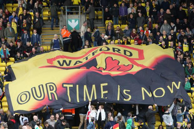 Watford's ticket office say they have passed 7,000 season ticket renewals. Picture: Action Images