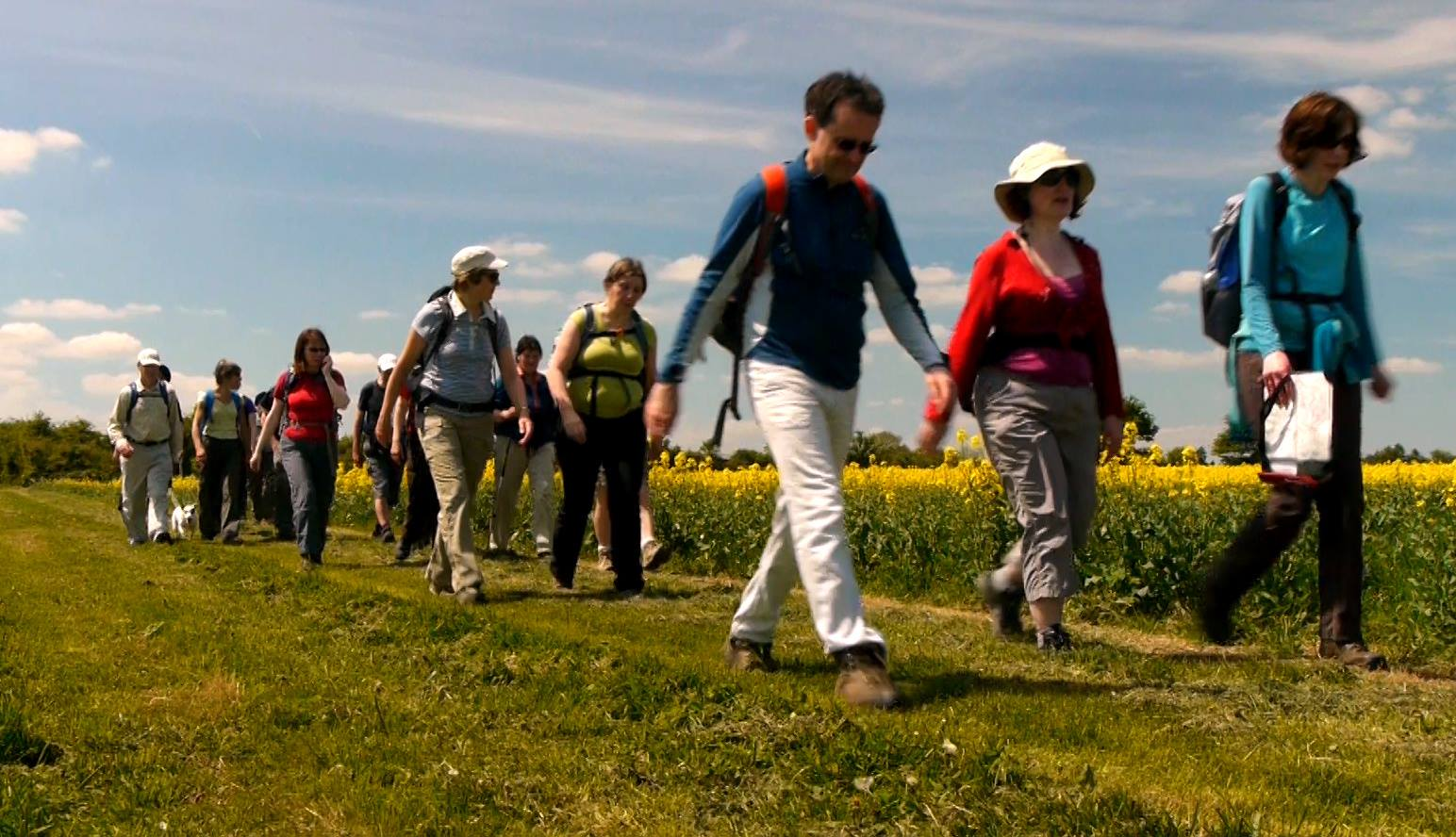 Free Greenwich walking events set for May