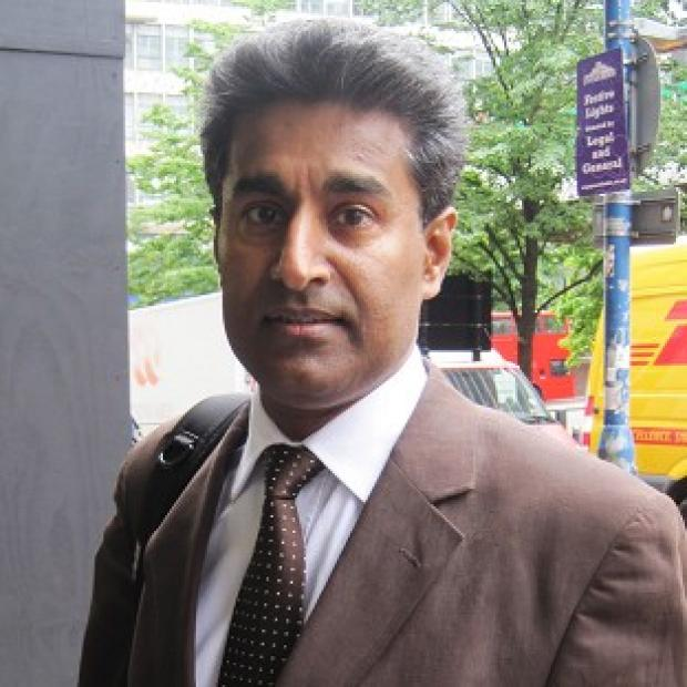"This Is Local London: Raj Mattu was ""vilified and bullied"" by the University Hospital of Coventry and Warwickshire NHS Trust, according to his lawyers"