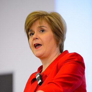 Deputy First Minister Nicola Sturgeon will be attending the women-only Cabinet event