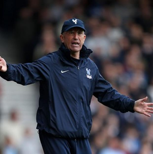 This Is Local London: Tony Pulis hailed his forwards after their performance at Upton Park