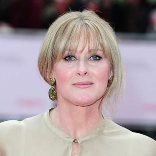 Sarah Lancashire played a barmaid in Coronation Street