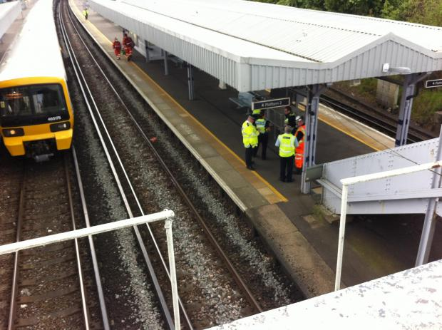 This Is Local London: A woman has died after she was hit by a train at Petts Wood station