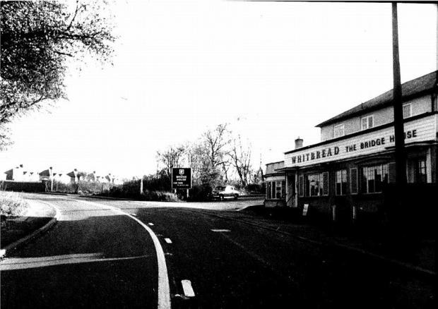 Mutton Lane, Potters Bar