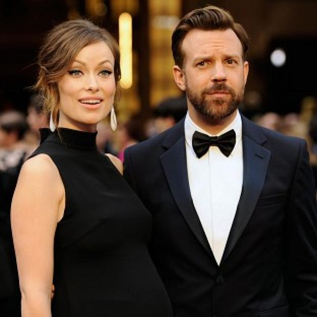 This Is Local London: Olivia Wilde and Jason Sudeikis have become parents