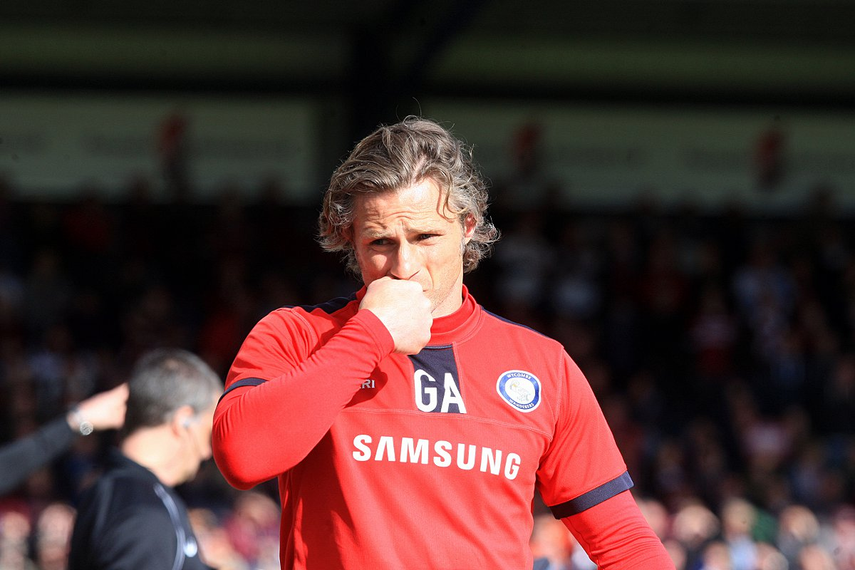 These are nailbiting times for Gareth Ainsworth and Wycombe Wanderers