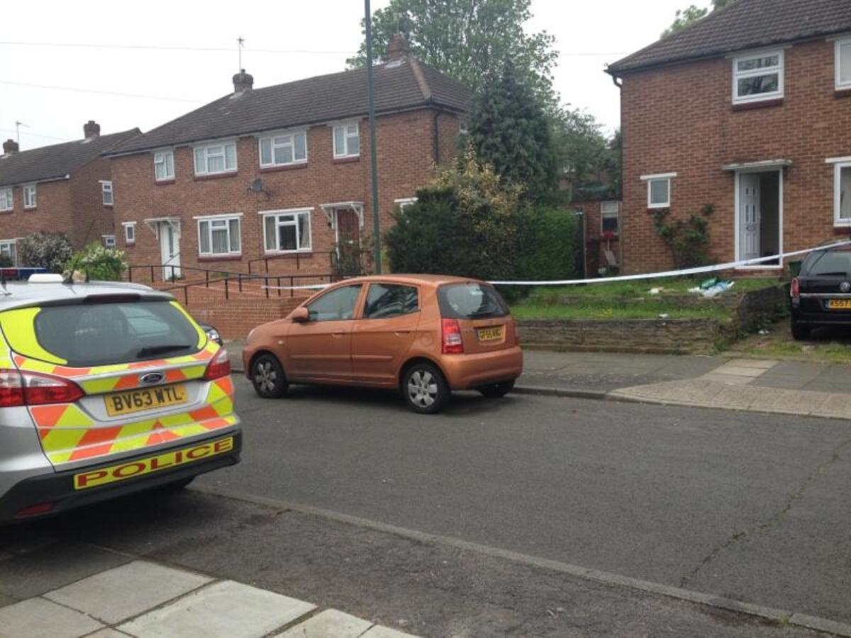 UPDATED: Screams of 'help me, help me' woke neighbours after woman stabbed with scissors in Sidcup